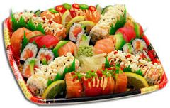 Sushi Platter (assorted 25 pcs)