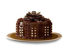 Party Add-on's - Chocolate Mini-Cake (feeds 4)