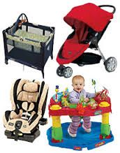 Baby Equipment Rental Package - (Price per day)