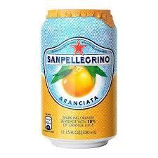 San Pellegrino - Orange/6 count