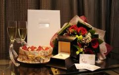 Proposal or Anniversary Surprise Package