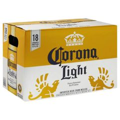 Corona Light Bottles