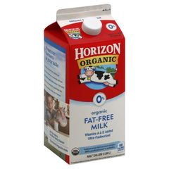 Horizon Organic Milk, Organic, Fat-Free