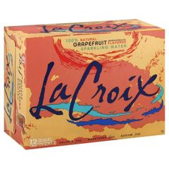 La Croix Grapefruit