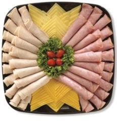 Asst Meats & Cheeses Platter (feeds 8-12)