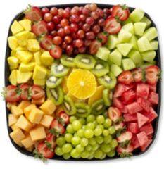 Fresh Fruit Platter (feeds 8-10)