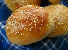 Hamburger Buns (8 count)