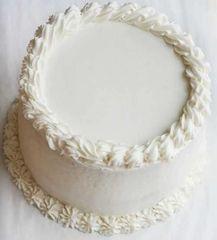 Whole Cake - Vanilla (feeds 6-8)