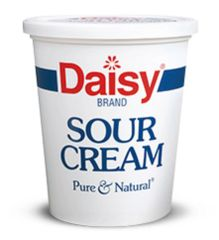Sour Cream - 12 oz