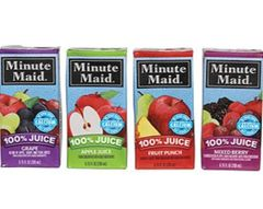 Juice boxes (8 count) - assorted
