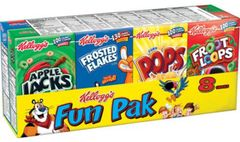 Boxed Cereals (8 count) - assorted