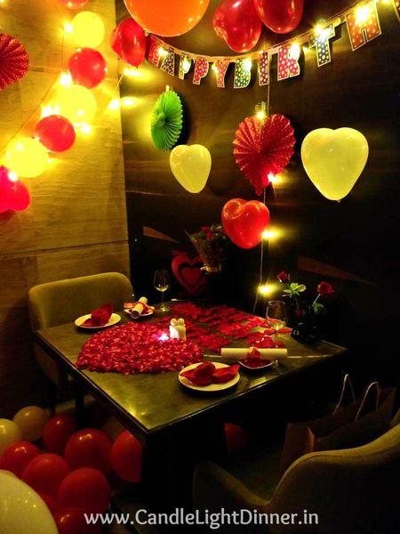 Light dinner menu candle ahmedabad 🎻 Classical