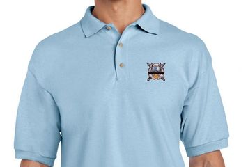 CDF Embroidered Polo