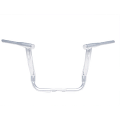 "#CB6xHHRBx..... 1-1/2"" Crushed Tube Bagger Handlebar with Arched Back ""Hammer-Head Handles"" and ""Radius Base"" with ""Clean Sweep"" Grips (Starting at... plus Selected Options)"