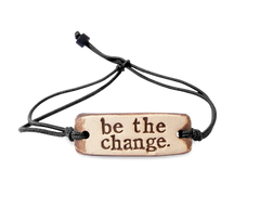 Be The Change Bracelet