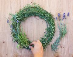 Herb Wreath Workshop