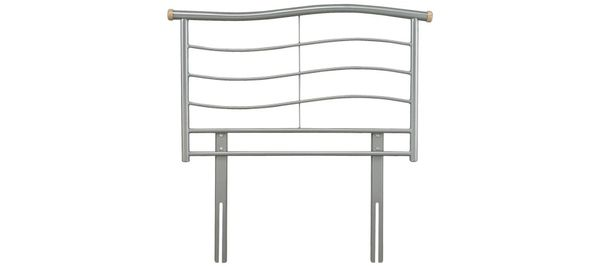 Waverly Headboard silver