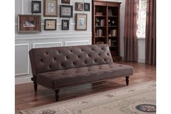 Charles Vintage Style Sofa Bed