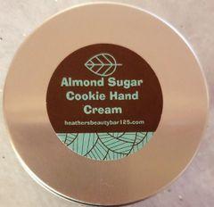 2 oz. Almond Sugar Cookie Hand Cream