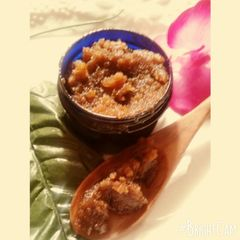 4 oz.Brown sugar face scrub