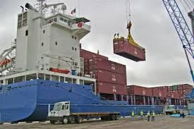 Shipping companies that ship to the Caribbean