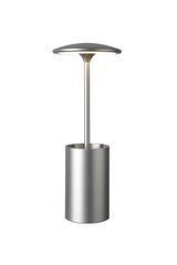 Tidy Grey Storage Table Lamp