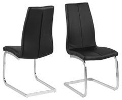 Valore Swing Chair Black