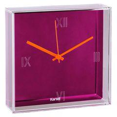 Kartell Tic & Tac Clock Pink