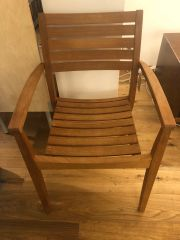 Danish Chair - Teak