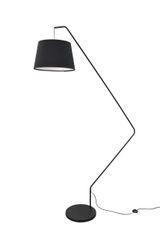 Dublin Black Floor Lamp