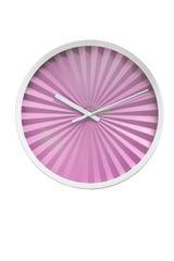 Florence Pink Clock