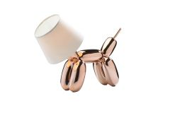 Balloon Dog Table Lamp Copper