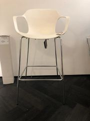 Ex Display Fritz Hansen Nap Bar Stool