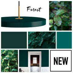 Asteria Forest Pendant Lamp