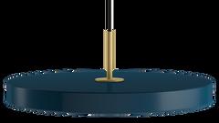 Asteria Petrol Pendant Lamp