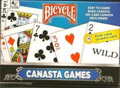 Canasta Cards