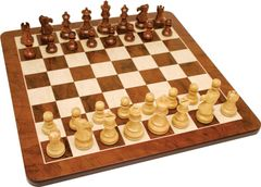 English Staunton Style Chess Set