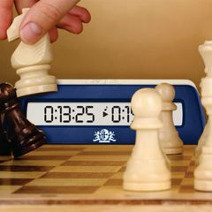 Universal Digital Chess Clock/Game Timer with delay