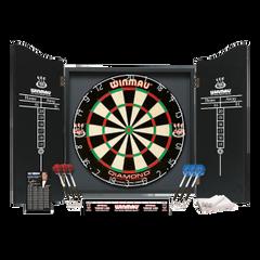 Winmau Professional Dartboard Cabinet Kit