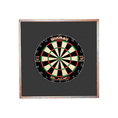 Wooden Dartboard Surround with Foam Insert