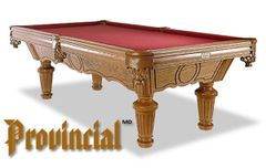 PROVINCIAL by Canada Billiard