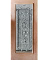 Exterior Entry Wood Slab Door No Paint #M300