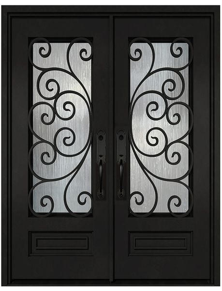 Iron Door #ID01-DB-G3
