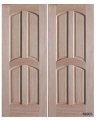 Unfinished Interior Slab Door