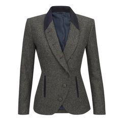 Jack Murphy Tweed Ladies Nicola Jacket Winter Rust
