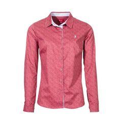 Jack Murphy Paisley Rosewater Shirt