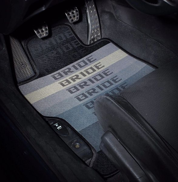 JDM BRIDE Acura RSX DC Floor Mats Ladylike Performance - Acura rsx floor mats