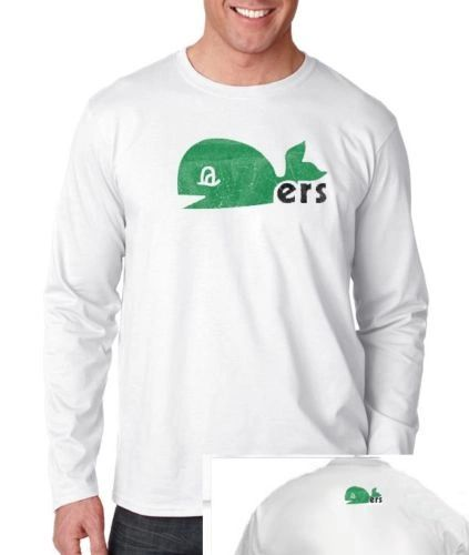 New Hartford Whalers Pucky vintage hockey tshirt  4885890d4
