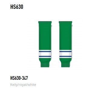 BRAILLERS Green Socks