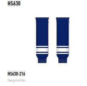 BRAILLERS Navy Socks